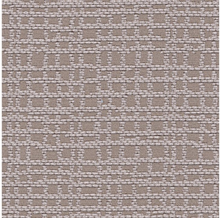 Basketry Fabric, Nickel