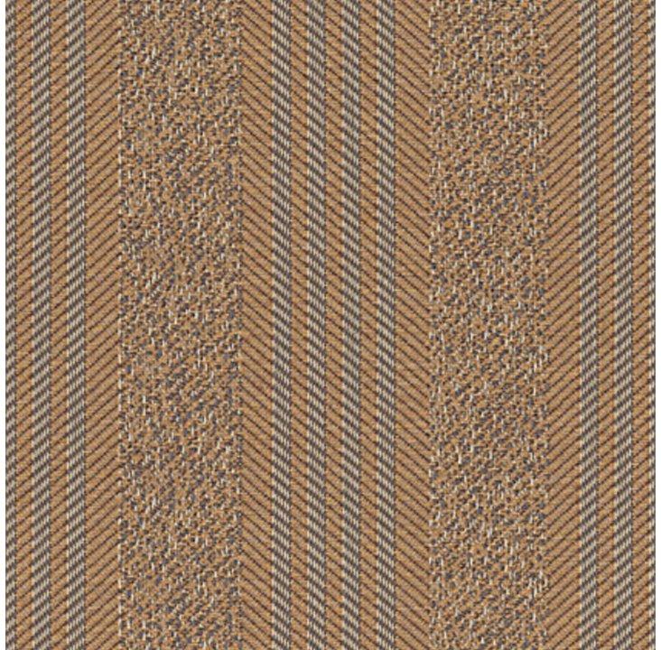 Line Up Fabric, Ochre