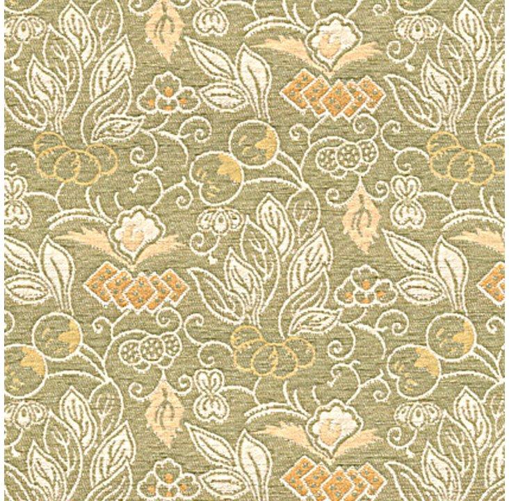 Maj-Jongg Fabric, Eucalyptus