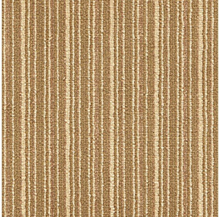 Parallel Plush Fabric, Mica