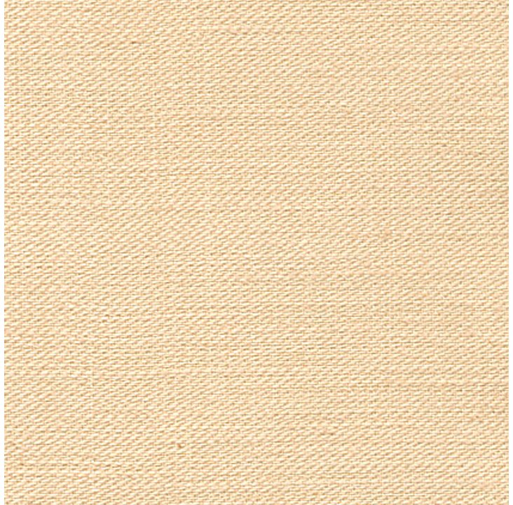 Pressed Linen Fabric, Flax