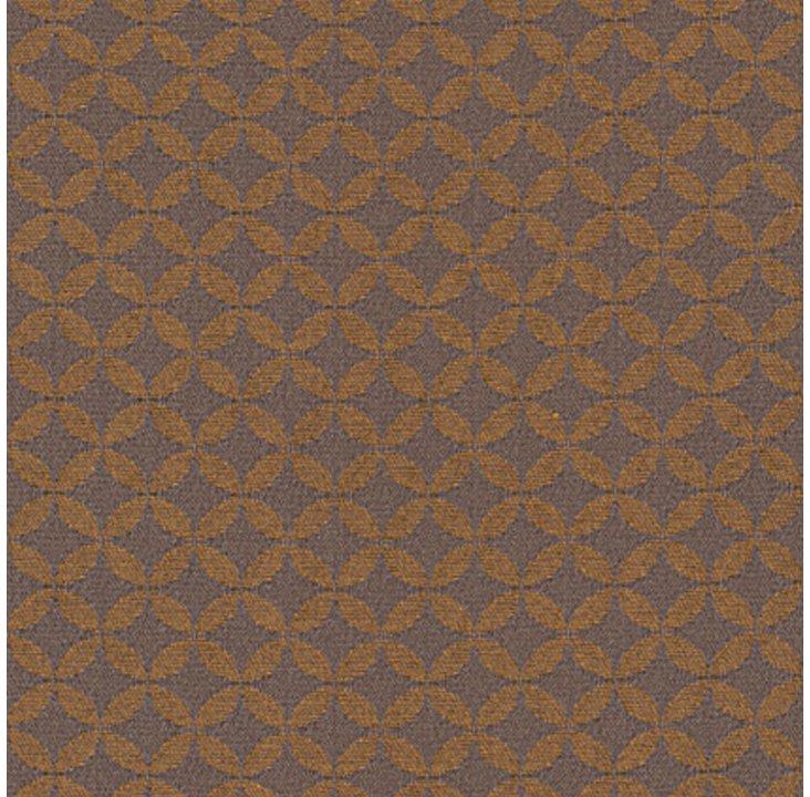 Tiddlywinks Fabric, Slate Gray