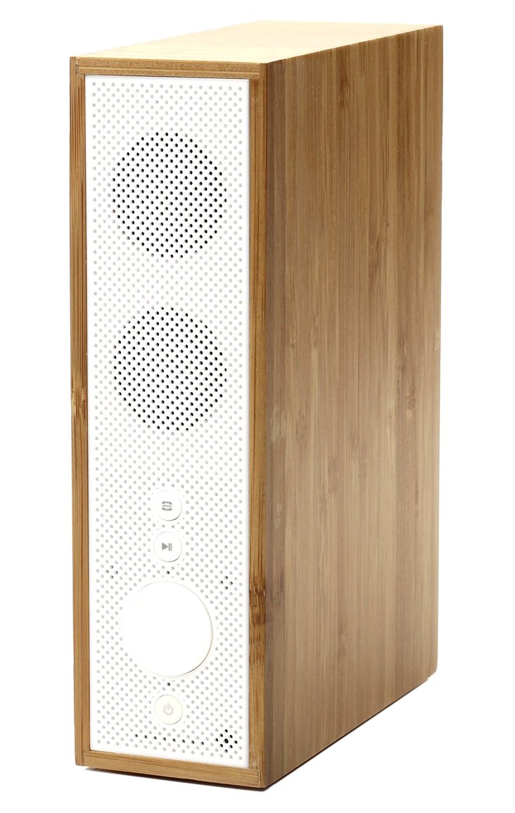 Titan BlueTooth Speaker, Bamboo