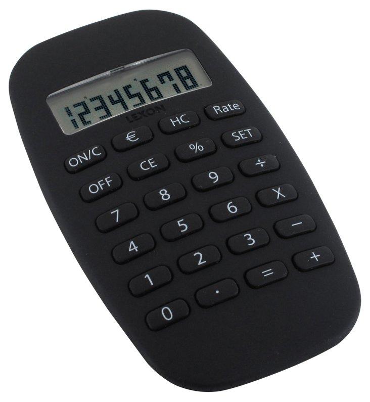 S/2 Galaxy Calculators, Black