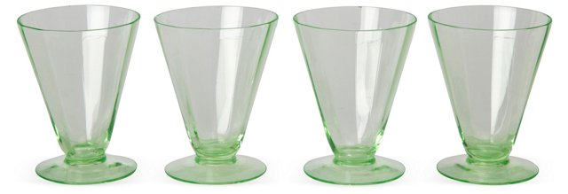 Cordial Glasses, Set of 4
