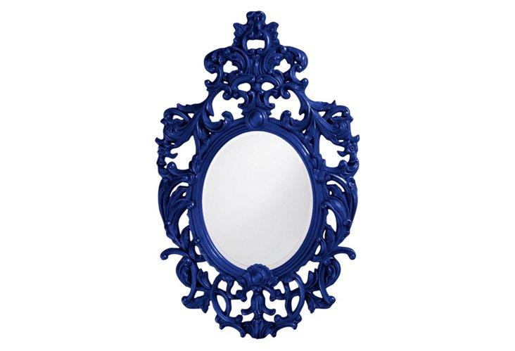 Dorsiere Mirror, Royal Blue