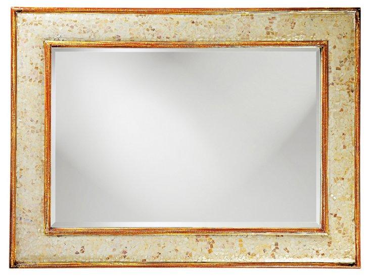 Ojai Lacquer Mirror