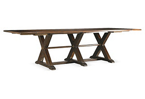 """Vineyard Haven 92-116"""" Extension Dining Table"""