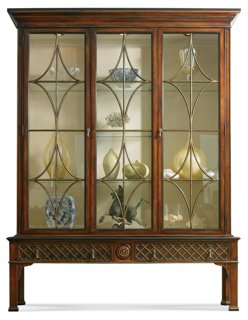 Innovation Display China Cabinet   Hickory White   Brands | One Kings Lane