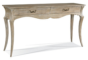 Maison Console, Limed Natural