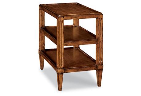 Eddison Side Table, Natural