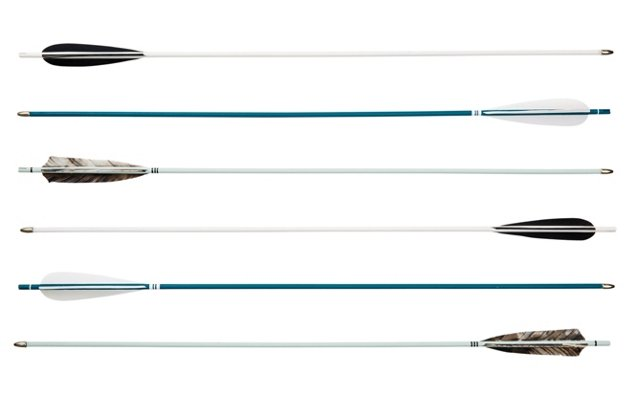 "28"" Pacifica Arrows, Asst. of 6"