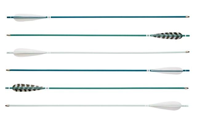 "28"" Antarctica Arrows, Asst. of 6"