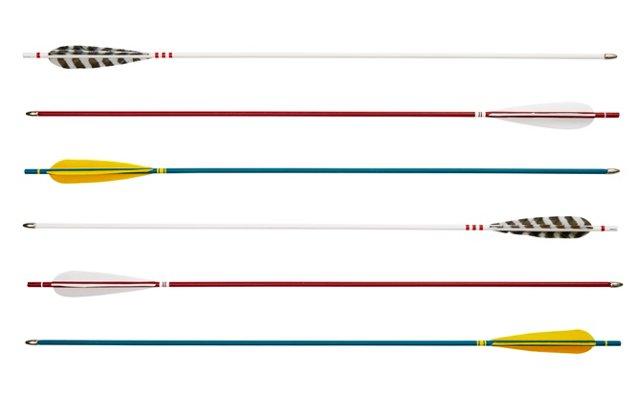 """28"""" Jungle Arrows, Asst. of 6"""