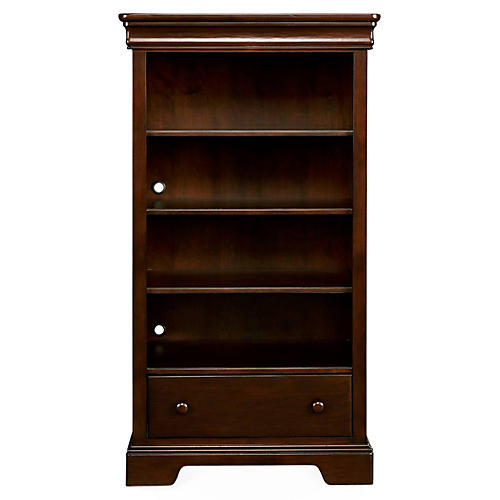 Teaberry Lane Bookcase, Cherry