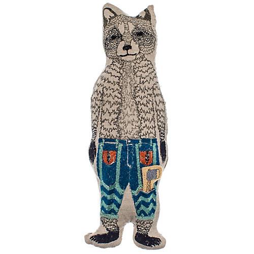 Raccoon Pocket Doll
