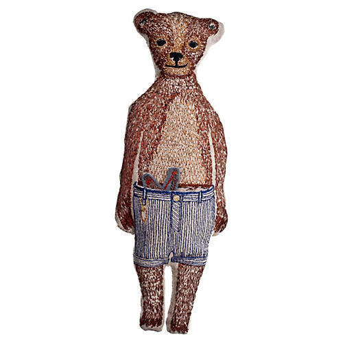 Bear Pocket Doll