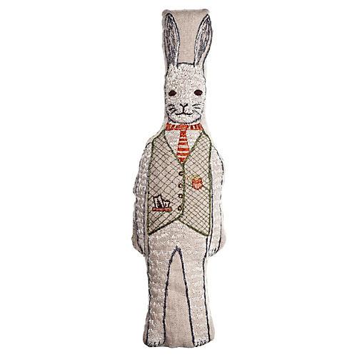 Rabbit Pocket Doll