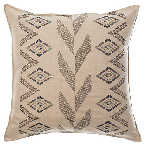 Herringbone Diamond 20x20 Pillow