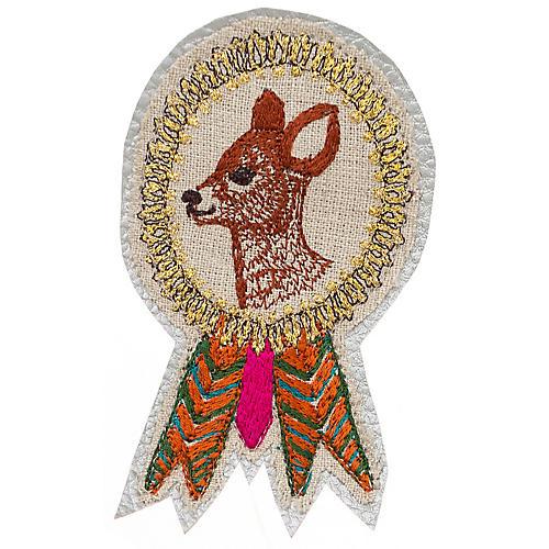 Deer Badge Pin
