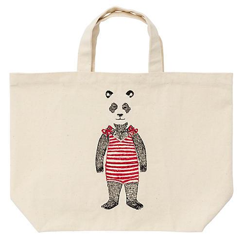 Panda Bear Tote