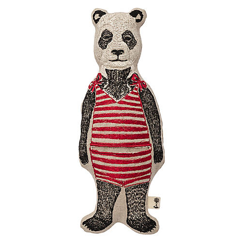 Panda 10x3 Pocket Doll