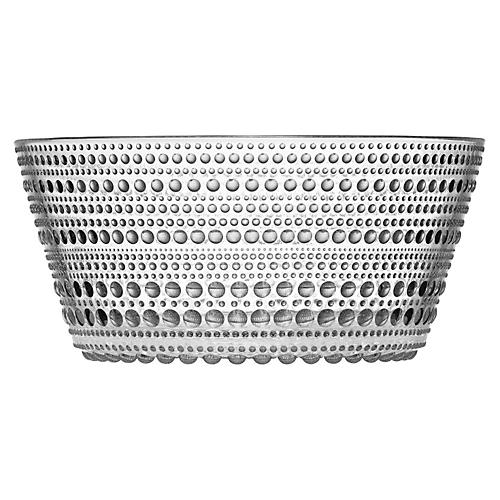 Kastehelmi 1.5 Qt Bowl, Clear