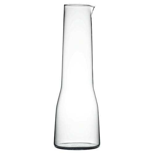 Essence 1.2 Qt Decanter, Clear