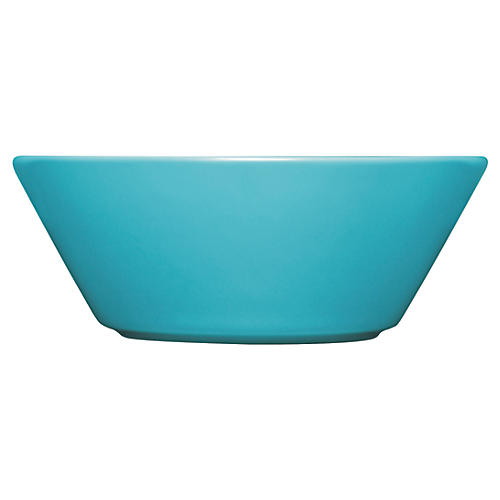 Teema 16 Oz Soup Bowl, Turquoise