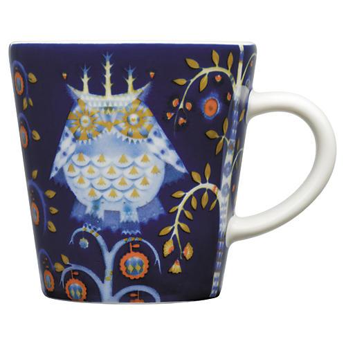 Taika Espresso Cup, Blue