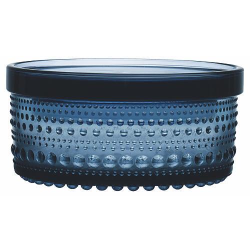 Small Kastehelmi Jar, Rain