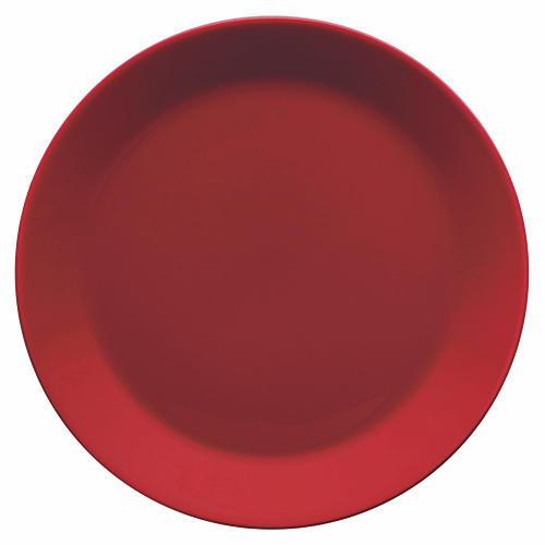 Teema Salad Plate, Red