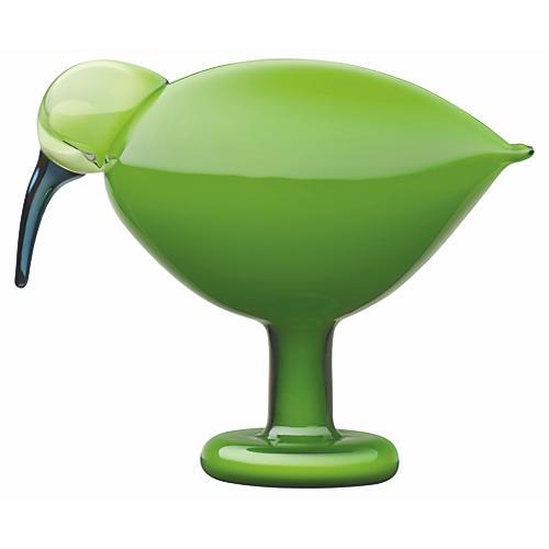 """9"""" Toikka Ibis, Green"""