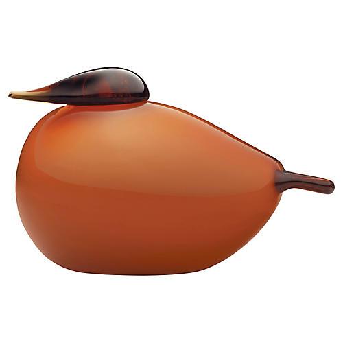 """6"""" Toikka Kuulas Figurine, Orange"""
