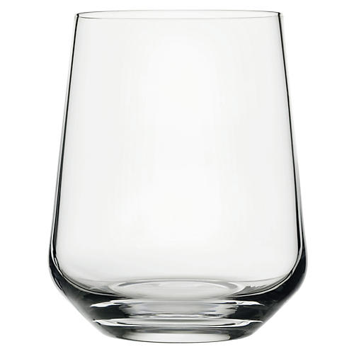 S/2 Essence Tumblers, Clear