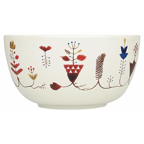 Sarjaton Bowl, Varpu White