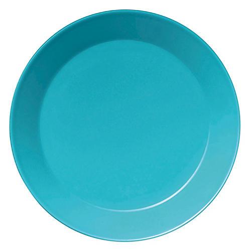 Teema Bread Plate, Turquoise