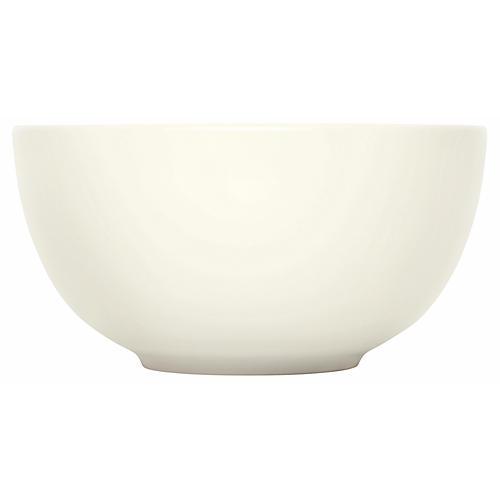 Teema Bowl, White