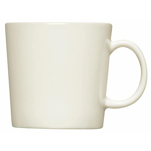 Teema Mug, White