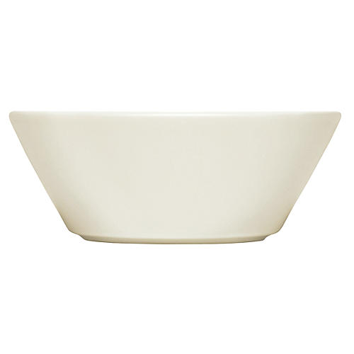 Teema Cereal Bowl, White