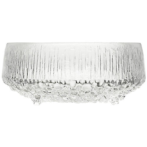 Ultima Thule Serving Bowl, Clear