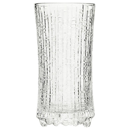 S/2 Ultima Thule Champagne Glasses, Clear