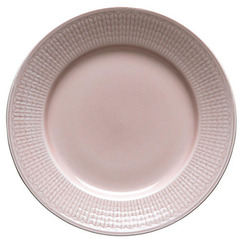 Swedish Grace Salad Plate, Rose