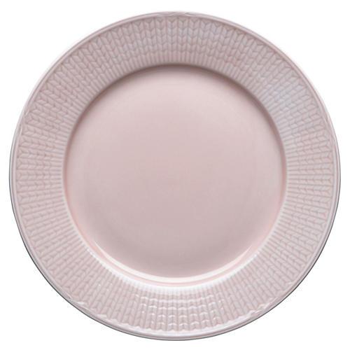 Swedish Grace Dinner Plate, Rose