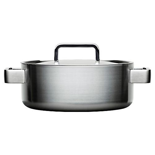 Tools Pot, Silver