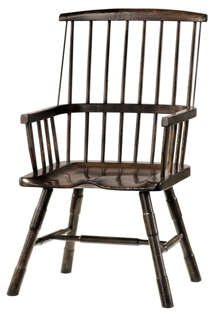 Telluride Spindle Armchair