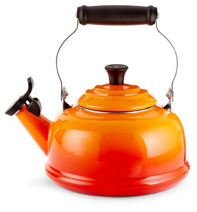 1.8 Qt Whistling Kettle, Flame