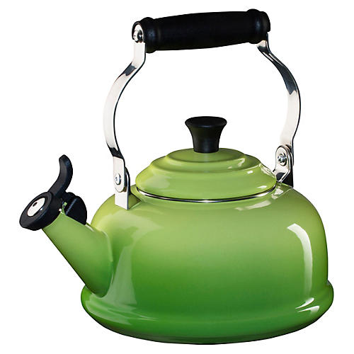 1.8 Qt Whistling Kettle, Palm