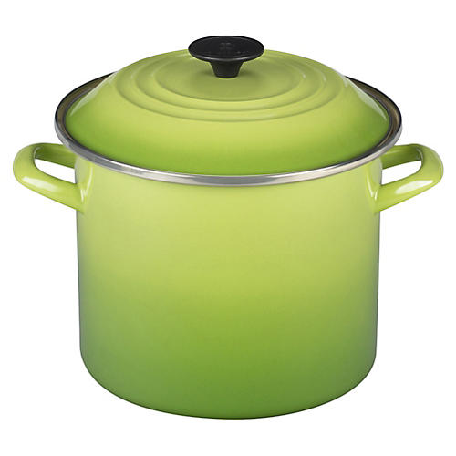 8 Qt Stock Pot, Palm