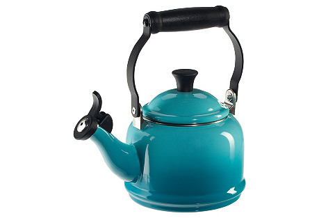 Demi Whistling Pot, Caribbean